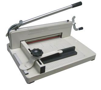 เครื่องตัดกระดาษมือโยก A3 (รุ่น 858 A3)