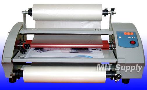 เครื่องเคลือบม้วน laminator/เครื่องเคลือบยูวี FM360  แถมฟรีฟิล์มเคลือบ
