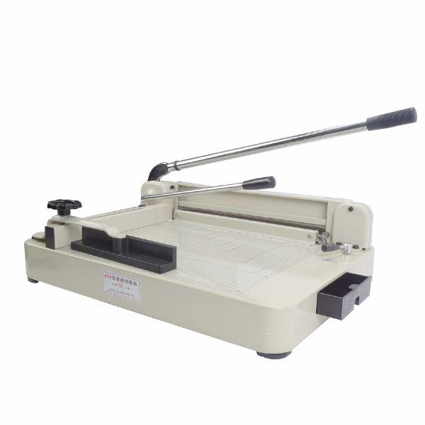 เครื่องตัดกระดาษมือโยกรุ่นใหม่ 868 A3