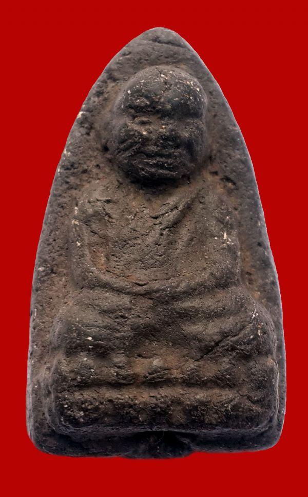 พระหลวงปู่ทวด เนื้อว่าน ปีพ.ศ.2497 พิมพ์ใหญ่ No.2573