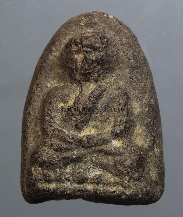 พระหลวงปู่ทวด เนื้อว่าน ปี 2497 พิมพ์ต้อเล็ก No.275