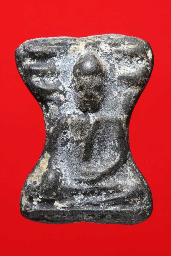 พระมเหศวร พิมพ์ใหญ่ เศียรโต กรุวัดพระศรีรัตนมหาธาตุ จ.สุพรรณบุรี  No.304