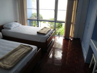 ห้องนอนชมวิวทะเล