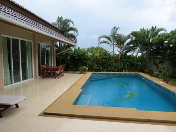 บ้านหัวหิน D2 Pool Villa