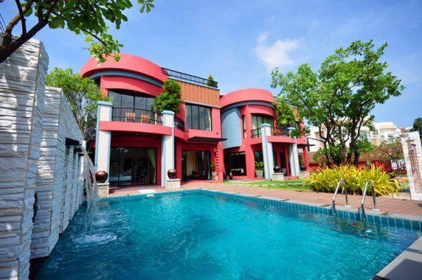 รีสอร์ท คุณอีฟ 1 Pool Villa