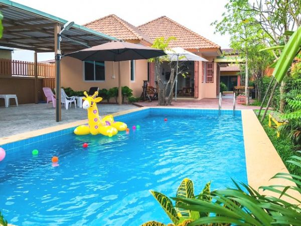 บ้าน DD2 ชะอำ Pool Villa