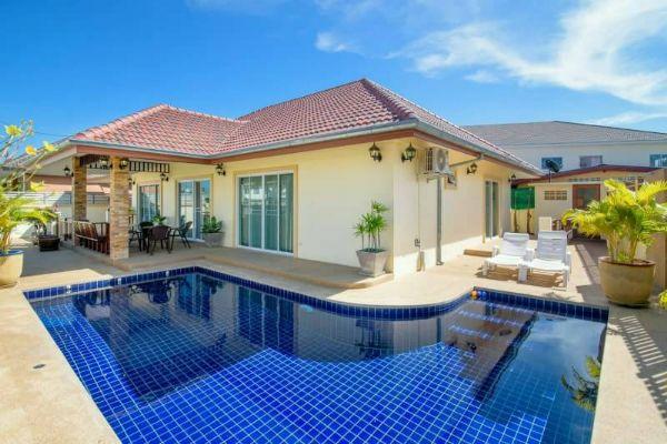 บ้านคุณโอ๋ 3 : Pool Villa