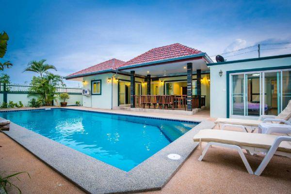 บ้านคุณโอ๋ 4 : Pool Villa