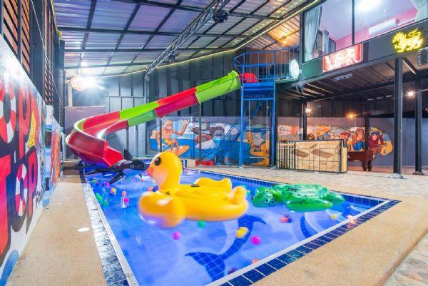 บ้านคุณท๊อป 1 Pool Villa (Party House)