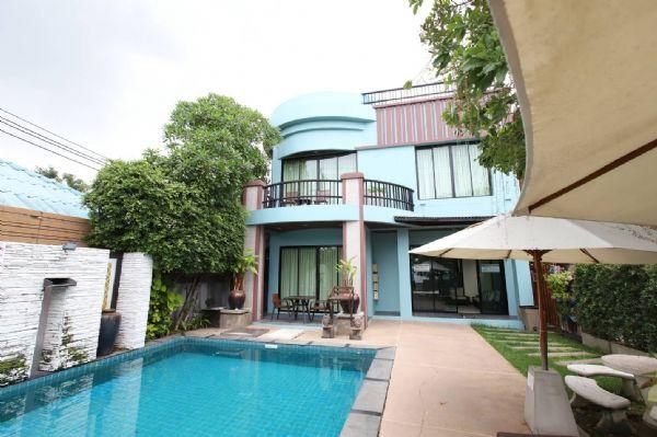 บ้านคุณอีฟ 5 Pool Villa