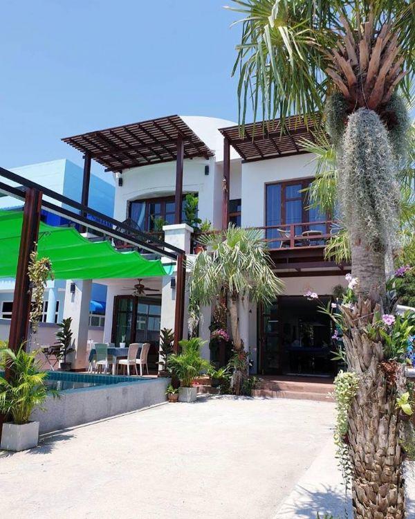 บ้านอารีย์1 Pool Villa ปราณบุรี