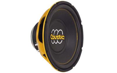 """ลำโพง SUB 10"""" Acoustic Car Audio BP1044 วอยซ์คู่"""