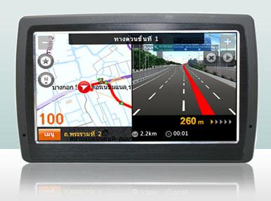 แผนที่ GPS นำทาง SELFNAVI C-5002A