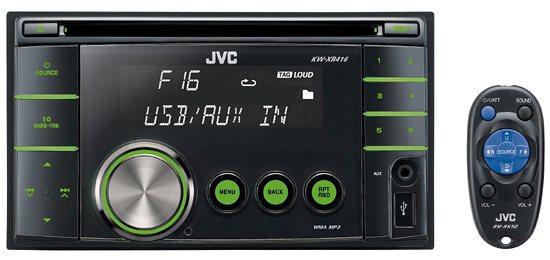 JVC KW-XR416