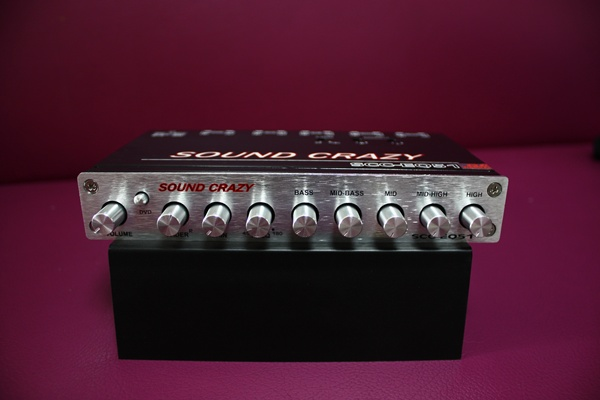 PREAMP SOUNDCRAZY SCC-EQ41
