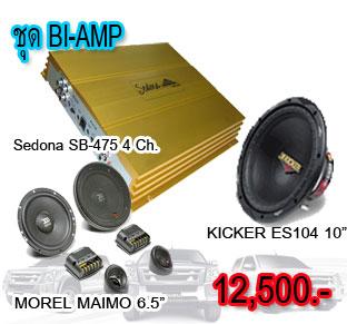 ชุด BI-AMP