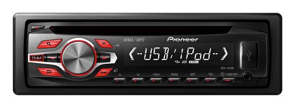 PIONEER DEH-2450UB