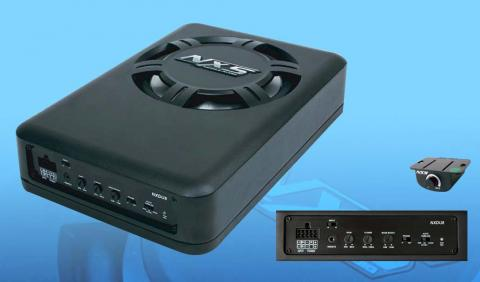 "BASS BOX 8"" NXS-NXDU8"