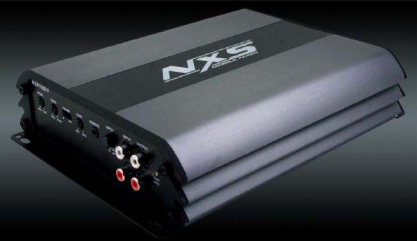 เพาเวอร์แอมป์ Class D NSX รุ่น NXR-1000.1