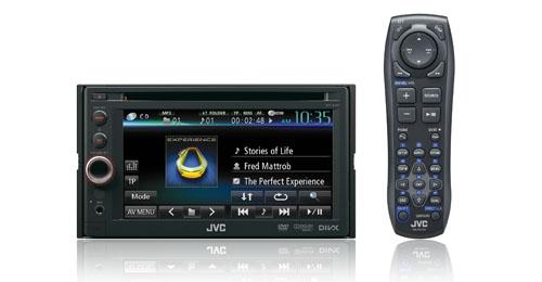 JVC KW-AV60
