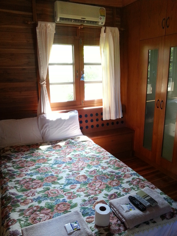 บ้านเนม-ห้องพักในบ้าน