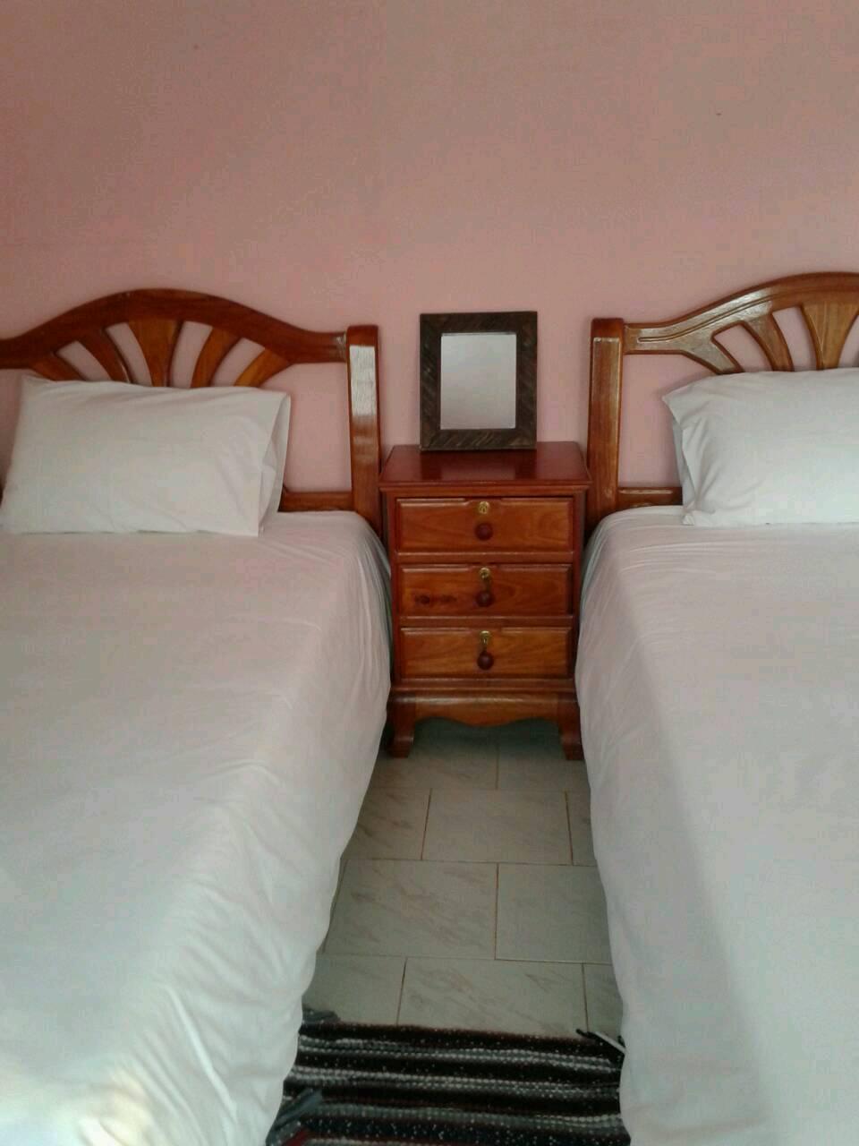 บ้าน Homestay-ห้องนอน