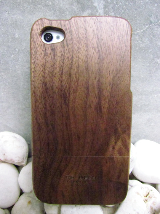 Walnut Wooden Iphone4 Case