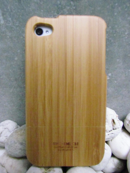 Bamboo Wooden Iphone4 Case