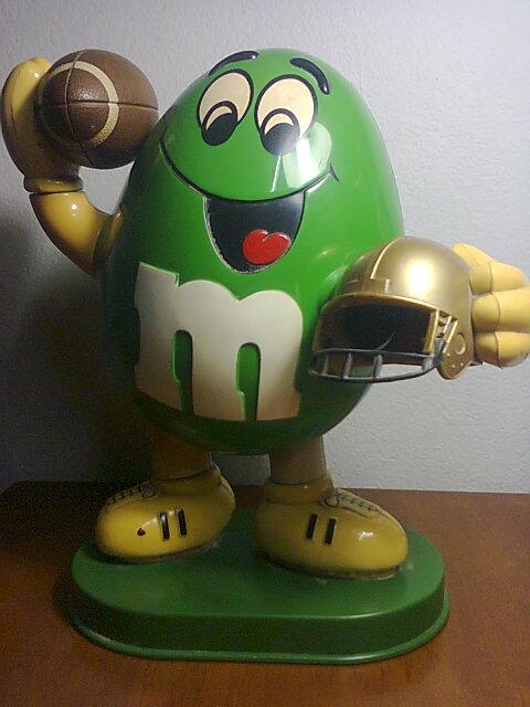 ตุ๊กตา M&M