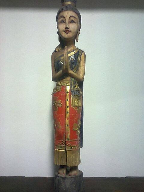 ตุ๊กตาชุดไทย(ใหญ่)
