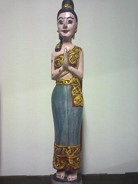 ตุ๊กตาชุดไทย(เล็ก)
