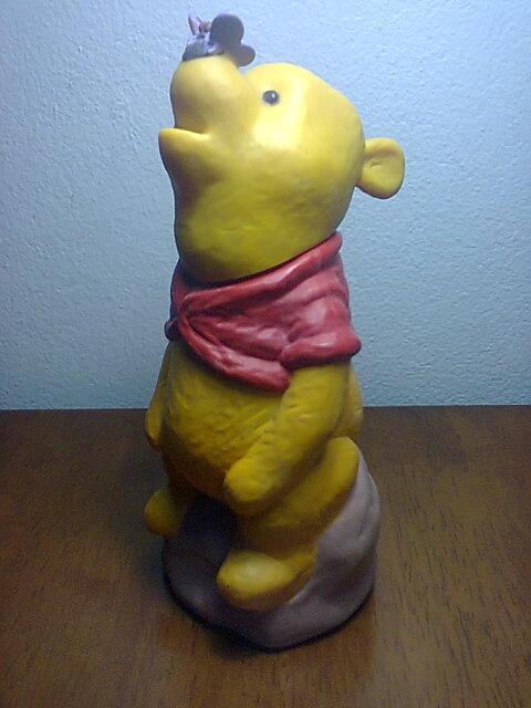 กระปุกแชมพูหมี