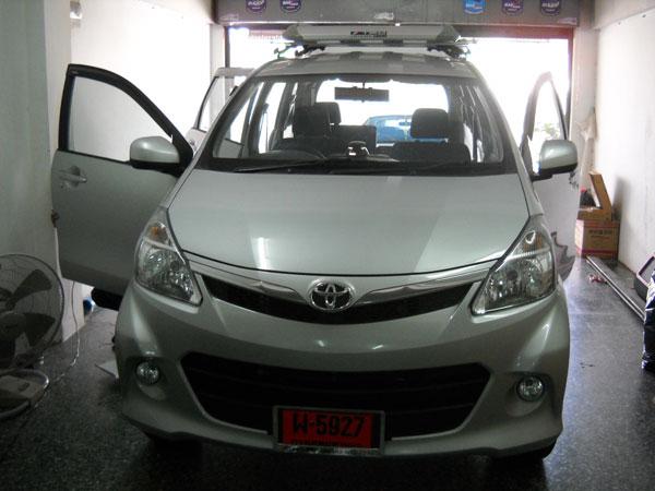 หัวข้อ Toyota Avanza