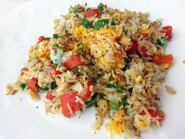 CHILI PEPPER FRIED RICE