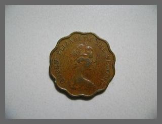 เหรียญ 20 Cents ปี1978 Hong kong