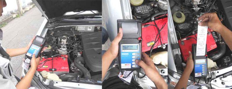 ตรวจเช็คการทำงานของระบบไดชาร์จกับแบตเตอรี่รถยนต์