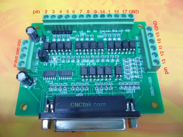 Break Outboard opto Isolator