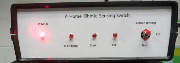 Torch Ohmic sensor