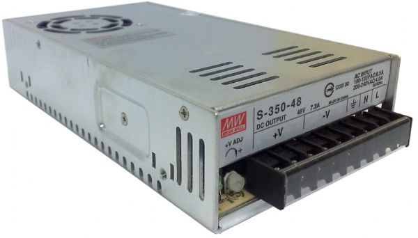 SWITCHING POWERSUPPLY  48 V 8.3 Amp 400W