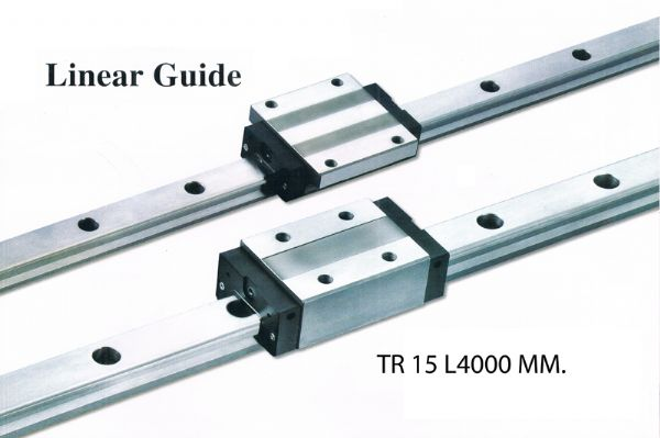 TBI LINEAR GUIDE WAY TR 15 MM.