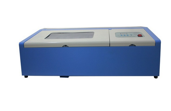 CNC Laser พื้นที่ทำงาน 200x300 MM.40W.