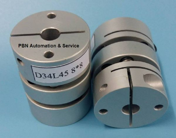 Double Flexible disk Coupling D34L45 8*8