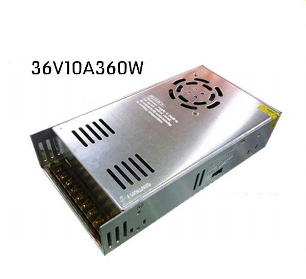 SWITCHING POWERSUPPLY  36 V 10 Amp 360W
