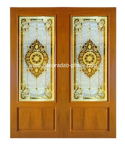 ประตูกระจกนิรภัยสี่เหลี่ยม