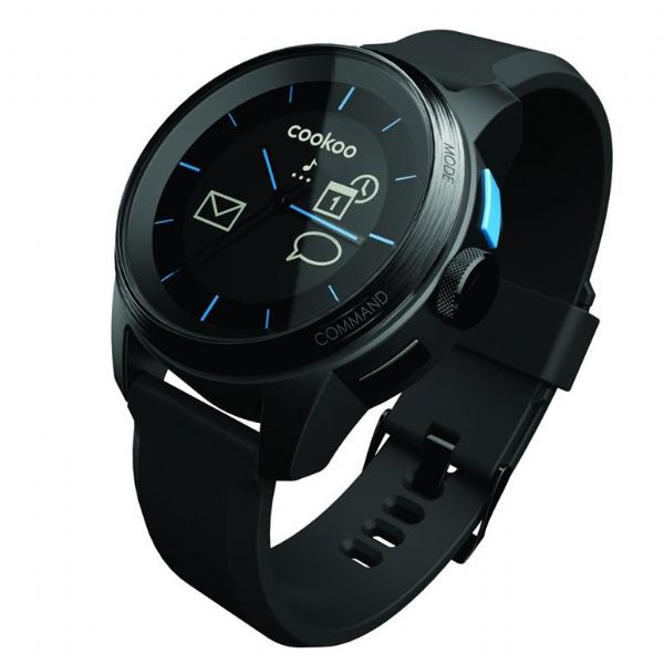 COOKOO Smart Watch  (Balck)