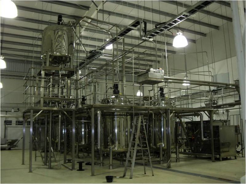 โรงงานผลิตอาหารสัตว์ส่งออก