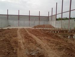 สร้างโรงงานอาหารสัตว์ จังหวัดราชบุรี