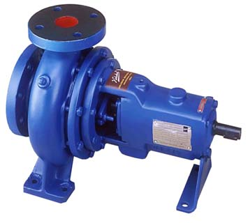 End Suction Pump Type - CE