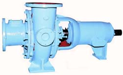Solid Handling Non-Clog Pumps Type -SHL