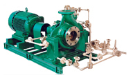 KBL / End Suction  Process Pumps Type KPD/KPDS